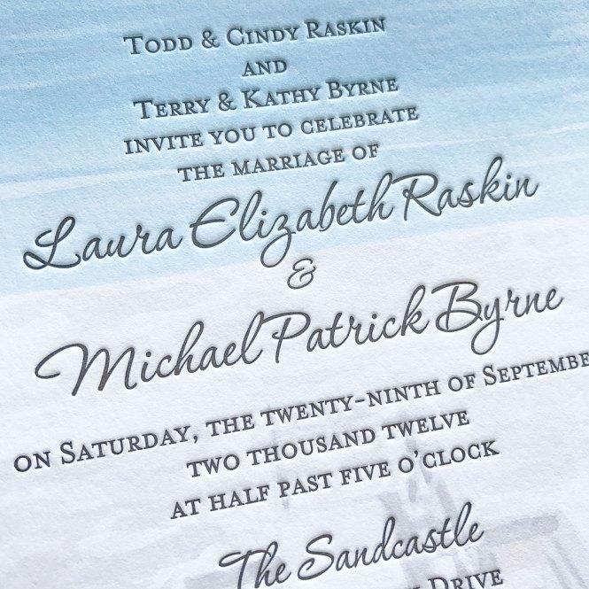 Affordable Letterpress Wedding Invitations Sydney As Well Also Australia