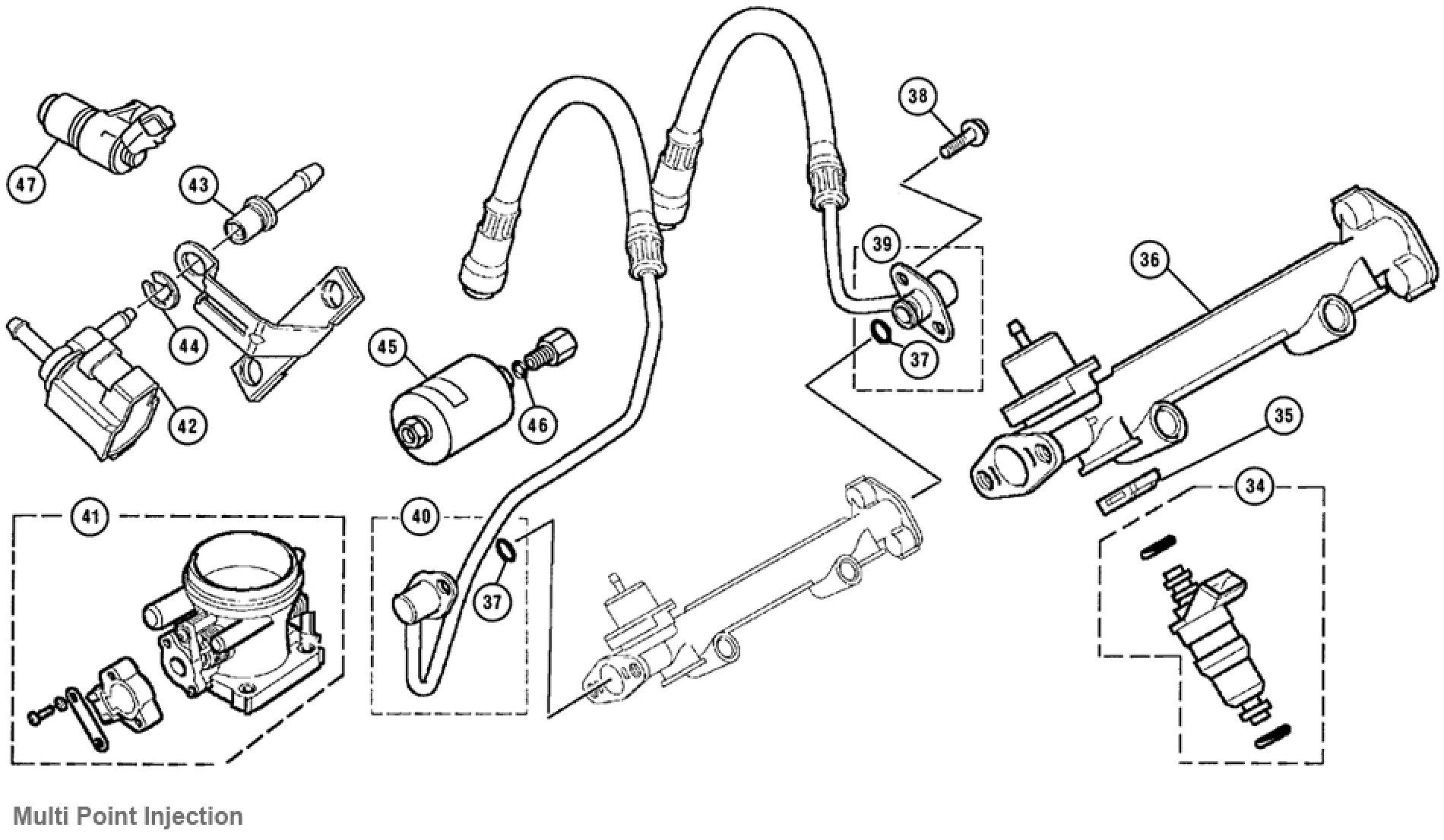 Fuel Injection Multi Point Injection