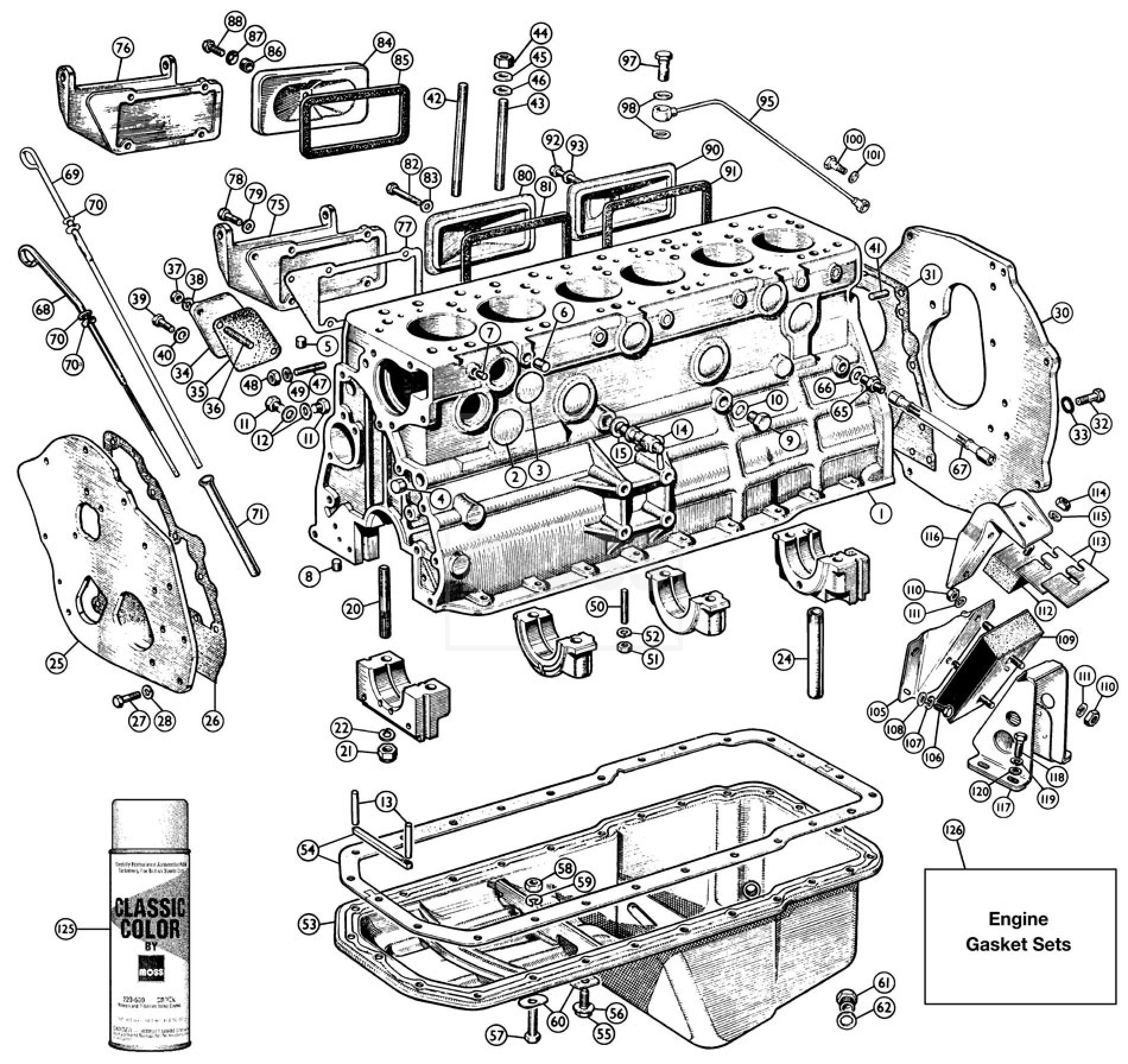 External Engine