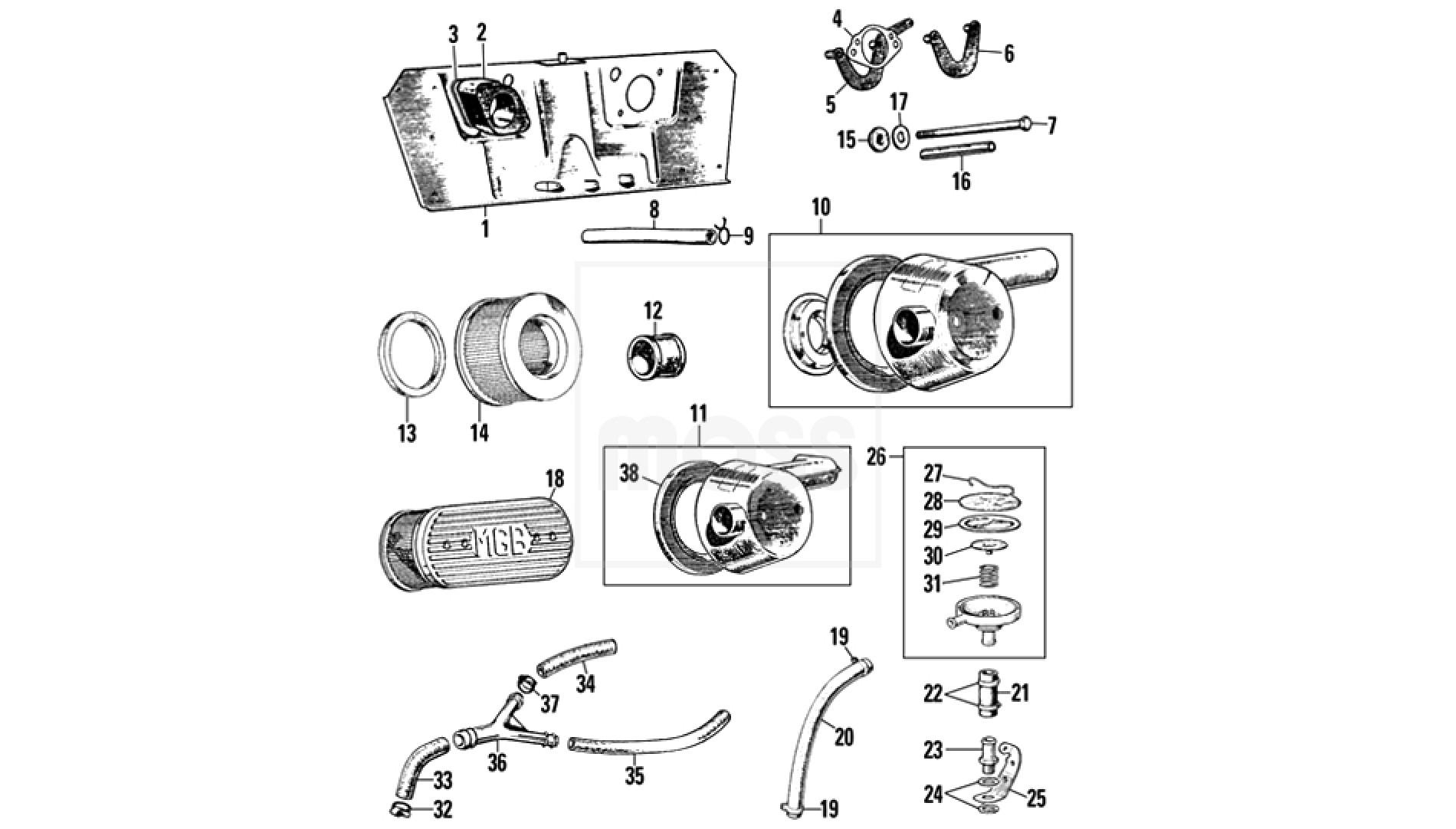 6 0 Fuel Filter Tool