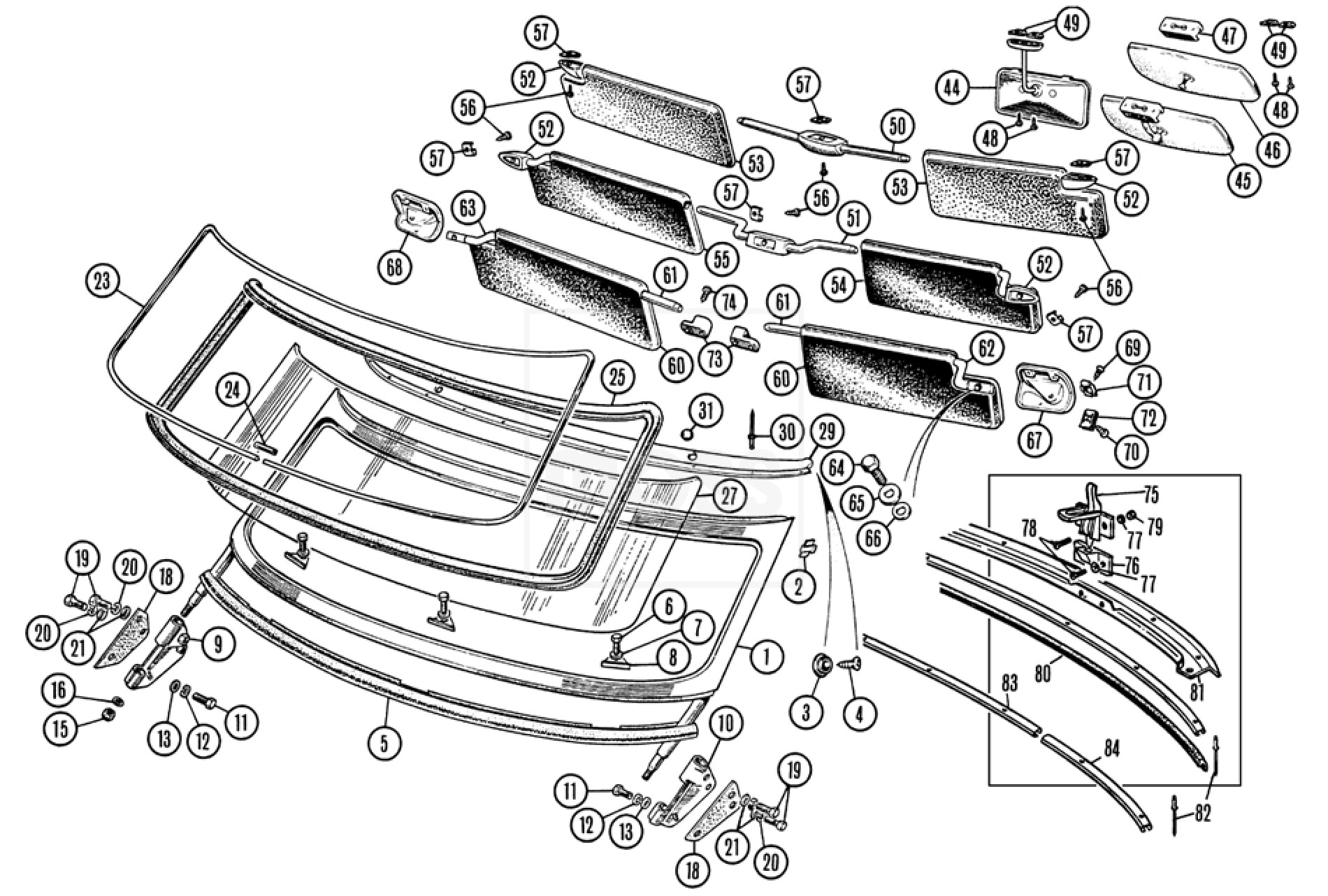 Jaguar X Type Headlights