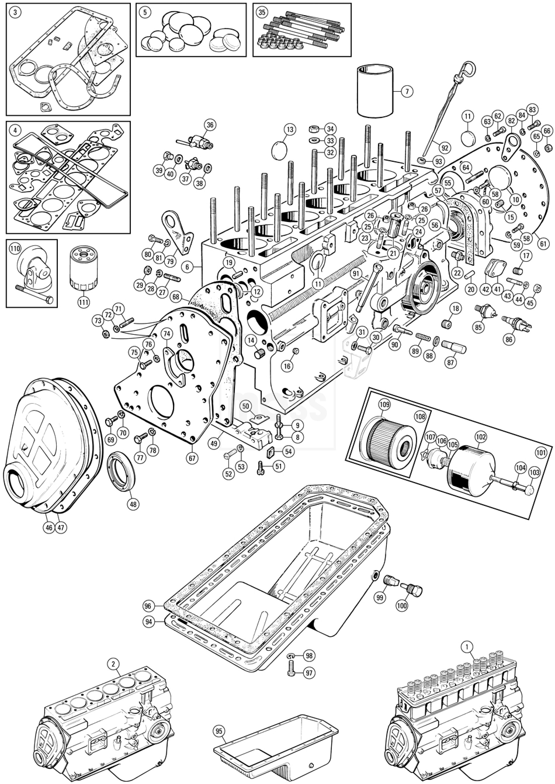 Mazda B Engine Rebuild | Wiring Diagram Database