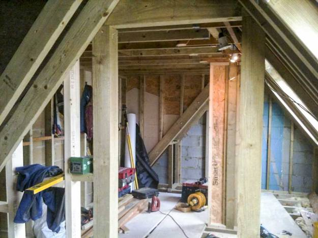 transform your roof space with a loft conversion