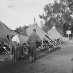 Barber, Escondido, 1942