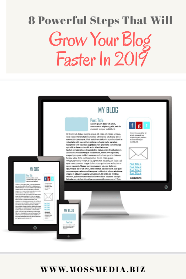 Grow Your Blog Faster In 2019