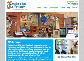 Oakhurst Feed & Pet Supply