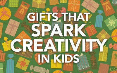 Gifts that Spark Creativity in Kids
