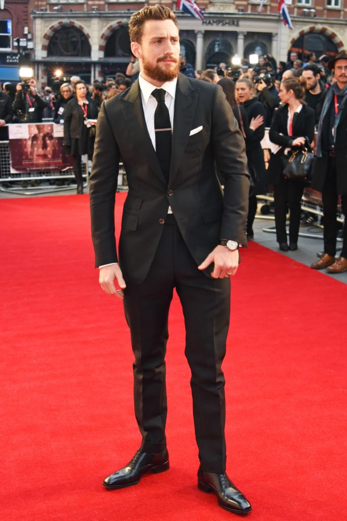 Aaron Taylor-Johnson Age, Height, Wife, Kids, Hair Color ...