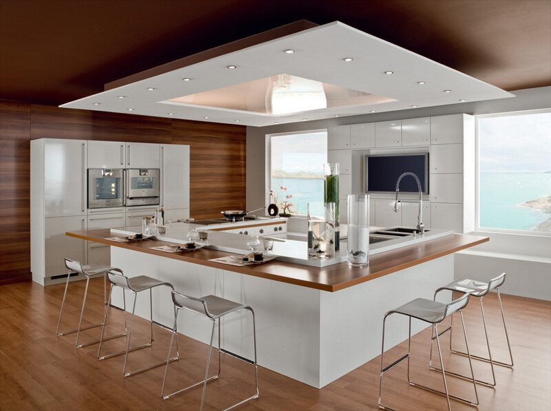 The 30 Best Kitchen Island Designs MostBeautifulThings
