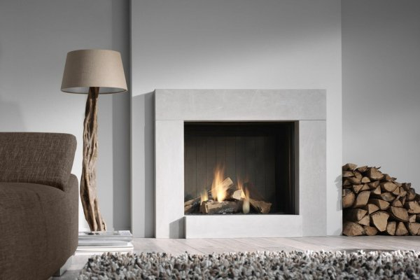 modern fireplace design ideas Top 15 Trendy And Modern Fireplace Designs | MostBeautifulThings