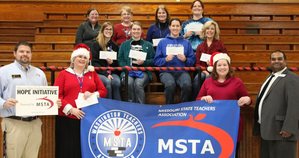 MSTF Brings HOPE to Augusta, Elementary
