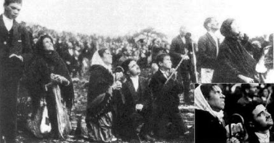 Image result for Our lady of Fatima of miracle