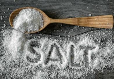Korrekt och icke korrekt användning av salt