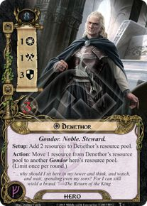 """Whilst his flavour text says he can """"...still wield a brand"""" the game says not without a Song you can't!"""