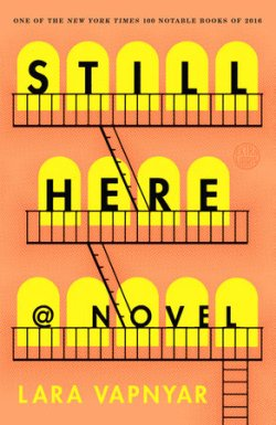 Still Here by Lara Vapnyar - Book review on Mostly Balanced