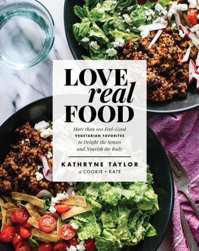 Love Real Food by Kathryne Taylor - Cookbook review on MostlyBalanced.com