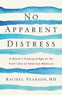 No Apparent Distress by Rachel Pearson - book review on MostlyBalanced.com