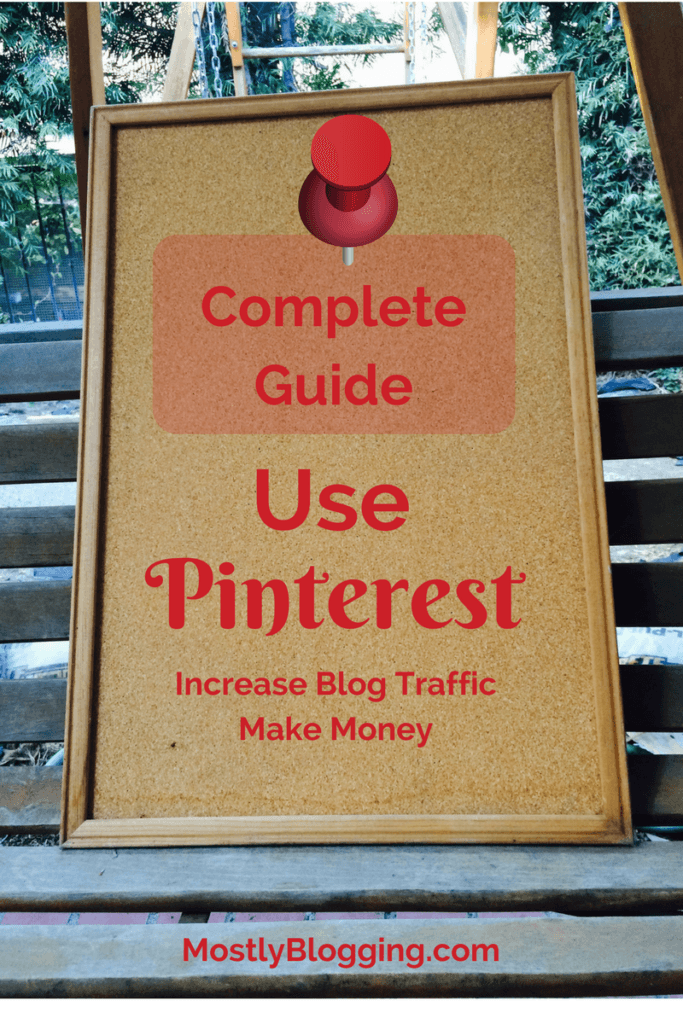 This Pinterest guide explains how patient #bloggers can get traffic to their #blogs from #Pinterest