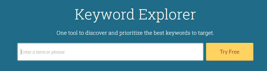 #Bloggers can find long tail keywords with free tools