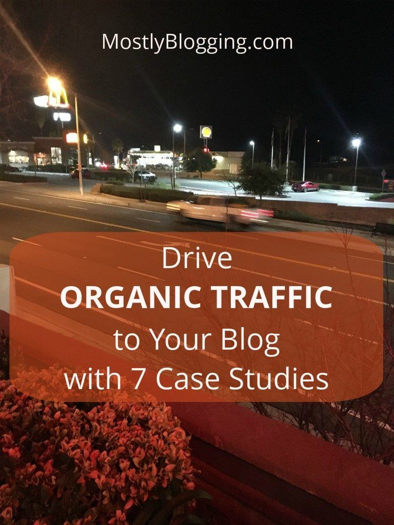 #Bloggers and #Marketers can boost #OrganicTraffic with these 7 content marketing case studies