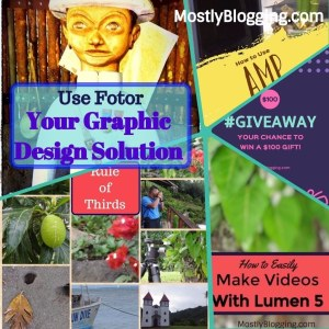 Fotor is your graphic design solution