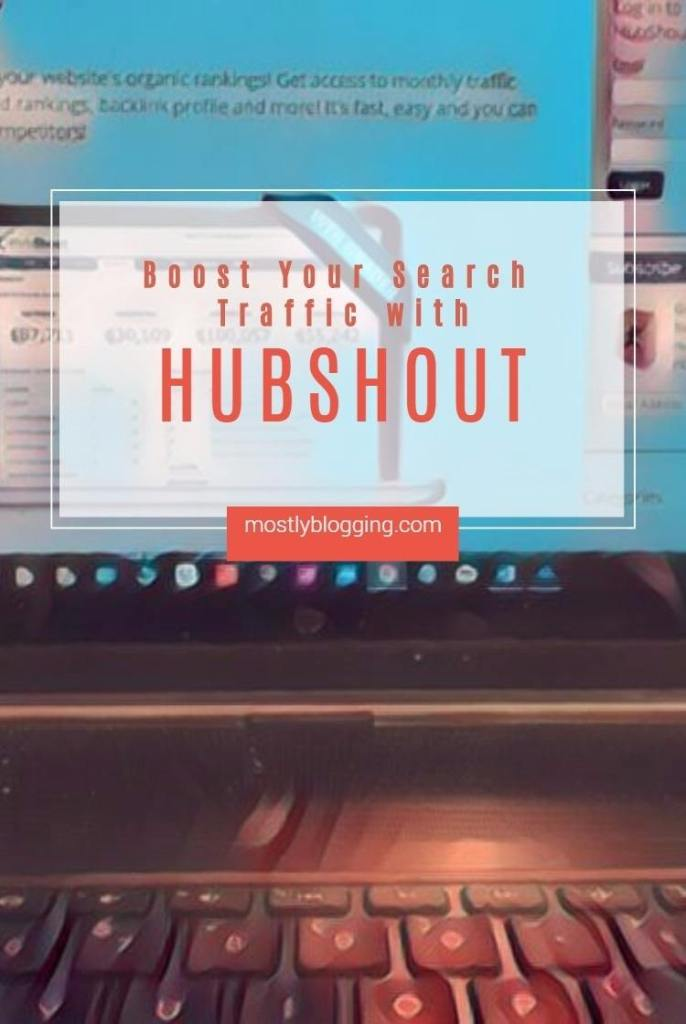 Hubshout will boost your organic traffic for free