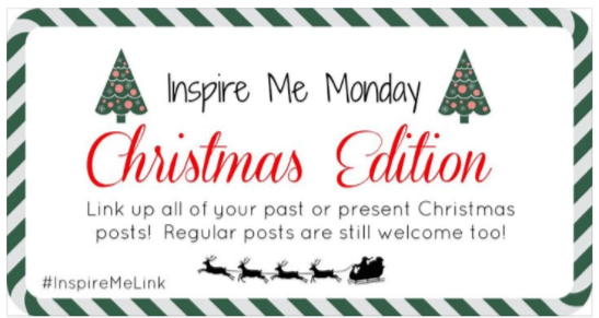 Inspire Me Monday Linky Party