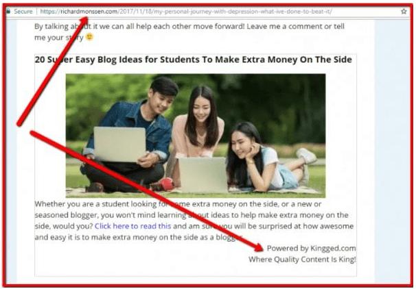 make money affiliate