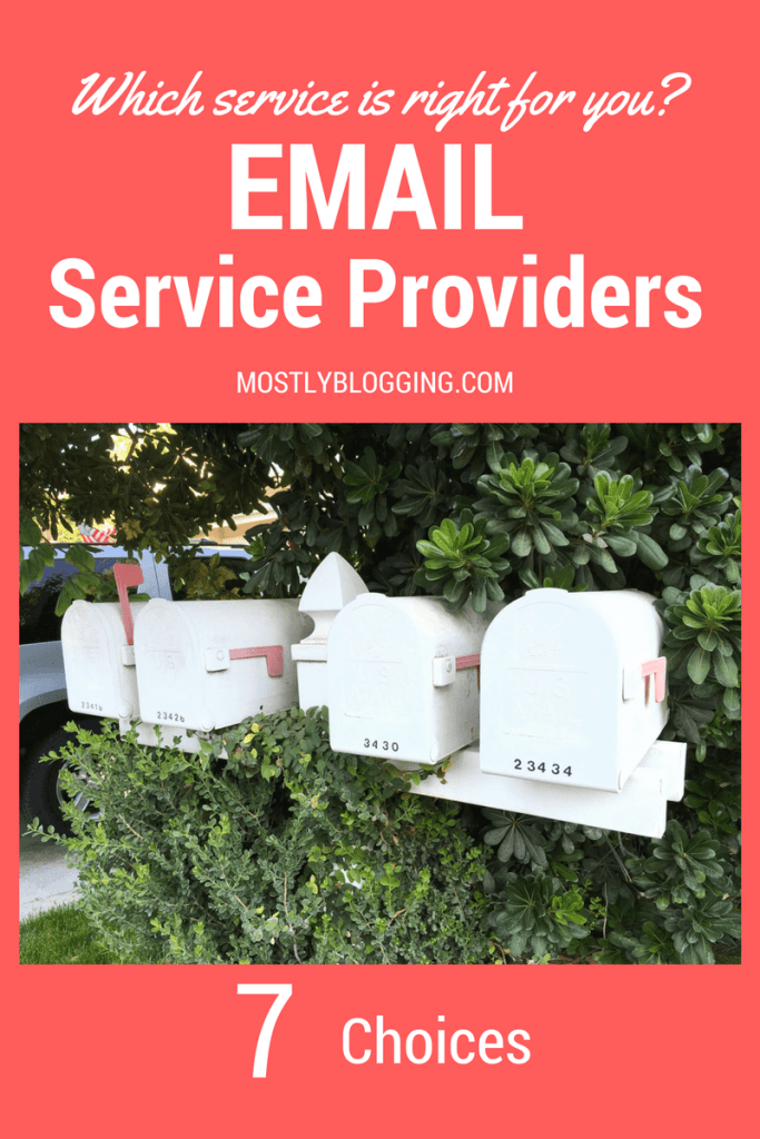 Email List Providers for 2018