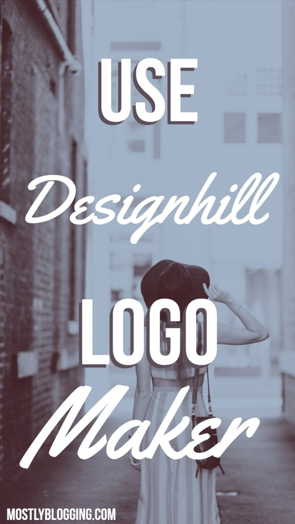 Designhill logo Maker tutorial and review