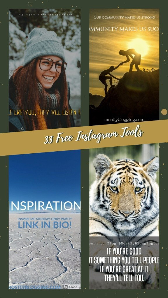 How to use 33 free Instagram quote maker tools
