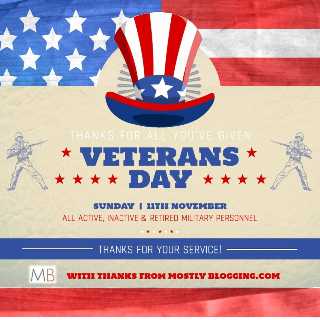 PosterMyWall Veterans Day