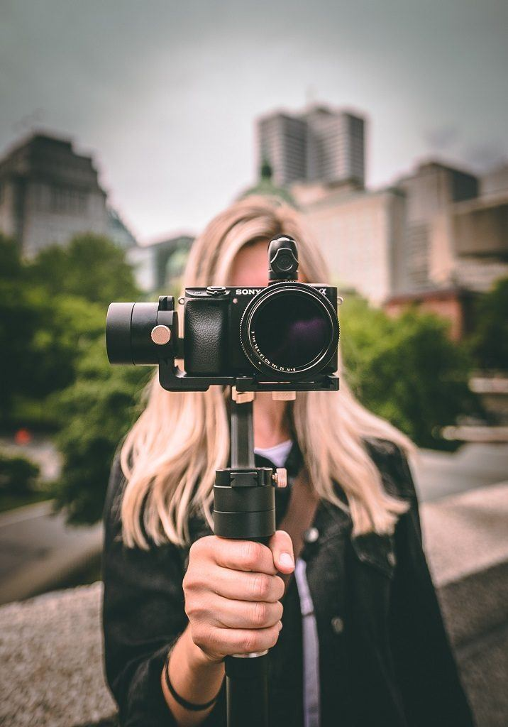 Tips for Vloggers Use your vlogging camera