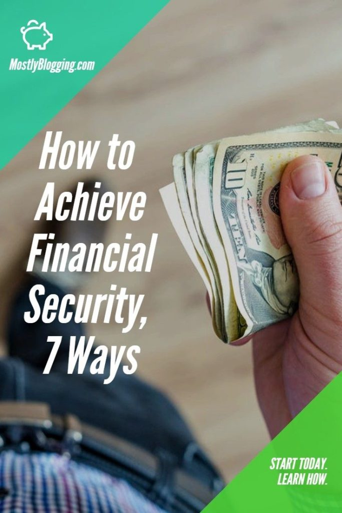 How to Achieve Financial Security