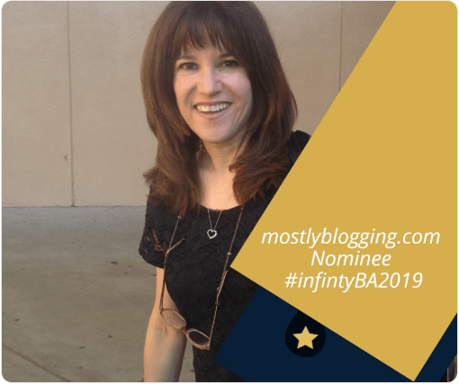 Infinity blog awards
