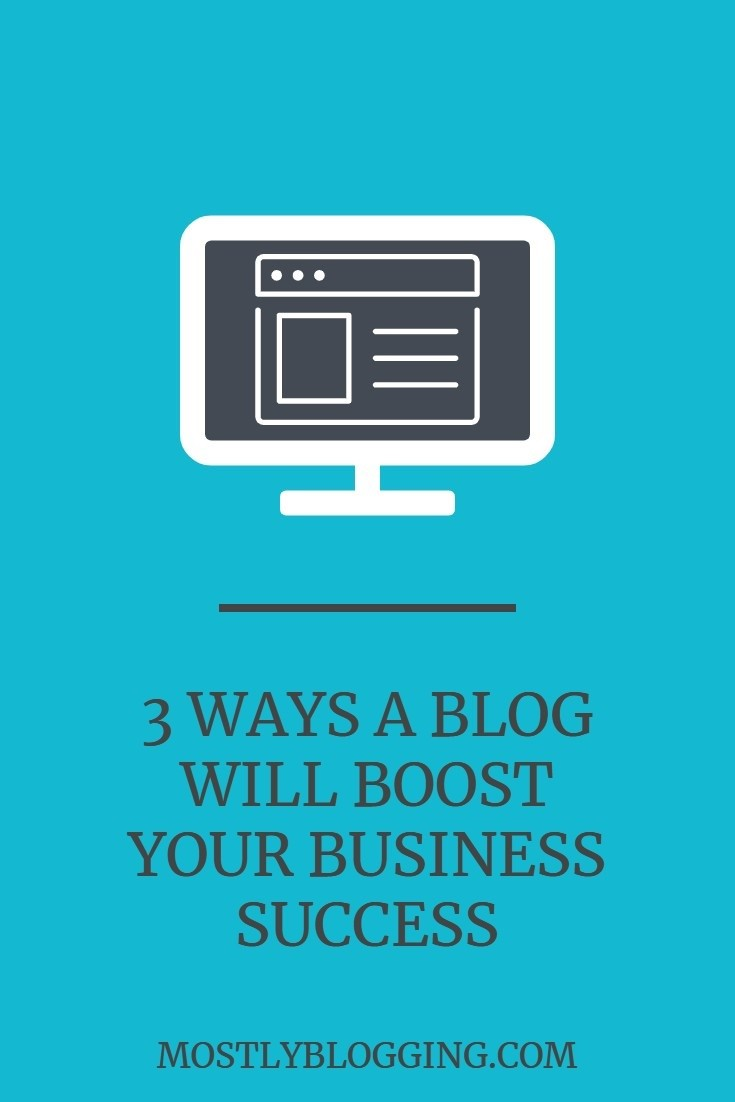 How to Boost Sales by Writing a Blog, 3 Ways
