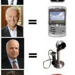 Presidential Phones Comparison