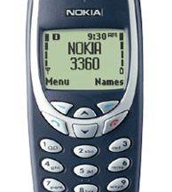 Nokia 3360