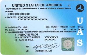 UAS Certificate