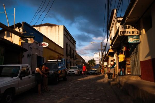 Streets of Copan
