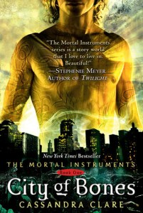 City of Bones cover by Cassandra Clare