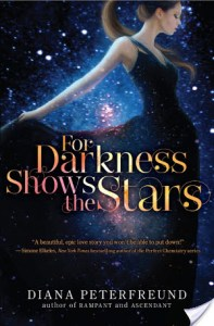Review: For Darkness Shows the Stars by Diana Peterfreund