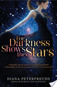 For Darkness Shows the Stars book cover Diana Peterfreund