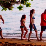 A screencap from The Descendants movie