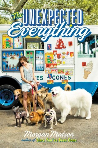 #WaitingonWednesday: The Unexpected Everything by Morgan Matson