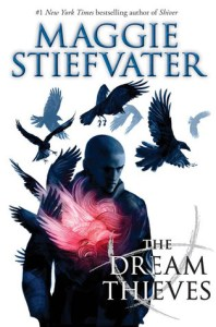 The Dream Thieves book cover by Maggie Stiefvater
