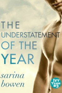 The Understatement of the Year cover by Sarina Bowen