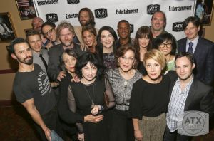 Gilmore Girls cast reuinion 2015
