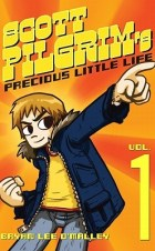 Scott Pilgrim's Precious Little Life by Bryan Lee O'Malley cover