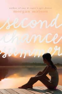 Second Chance Summer by Morgan Matson book cover